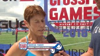 2018 CrossFit Games | Masters 50-60+/Teens 14-15 Rope and Yoke