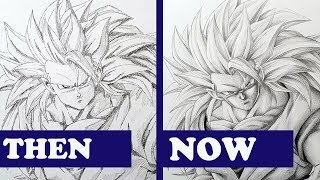 My Art Progress (Age 13 - 28) | NEVER Give Up.. - Amateur to PRO