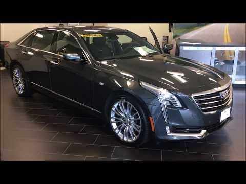 2017 Cadillac CT6 Premium Luxury 3.6 & 2018 CT6 Premium Luxury 3.0 TT Quick Walk-Arounds