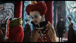 Download Alicia en el País de las Maravillas de Tim Burton   Escena: '¡Que le corten la cabeza!'   HD Mp3 and Videos