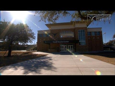 Longhorn Network Tours The Texas Tennis Center [Feb. 5, 2018]