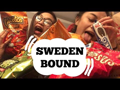 we went to sweden