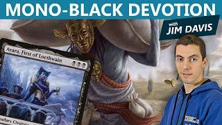 MTG Arena: Mono-Black Devotion with Jim Davis