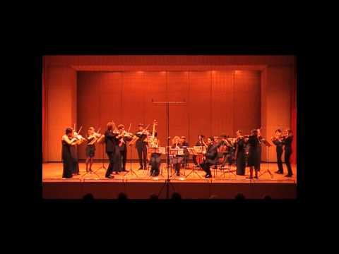 Handel Water Music I: Baroque Orchestra of the Musikhochschule Freiburg