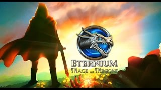 Eternium: Mage and Minions Warrior Gameplay Android iOS