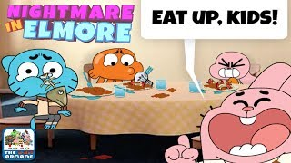 The Amazing World of Gumball: Nightmare In Elmore - Be Careful What You Eat (Cartoon Network Games)