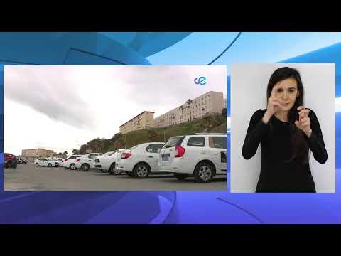 El sector del taxi reivindica su condición de grupo esencial