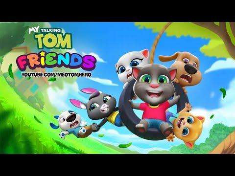 Говорящий том  друзья  часть 1 игра для детей