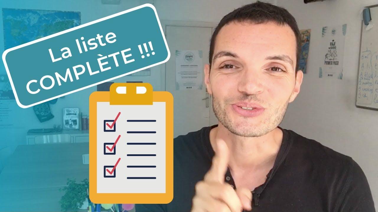 Les Verbes Irreguliers Espagnols Au Present De L Indicatif 1 Youtube