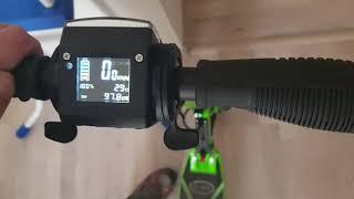 Скачать Etwow Booster S V управление дисплеем