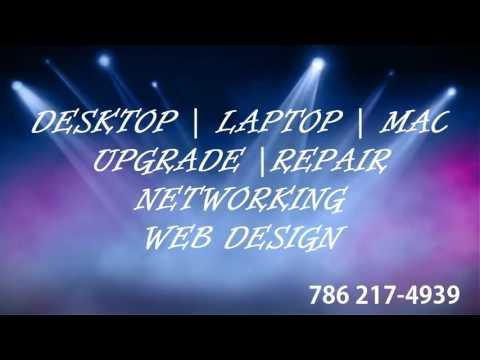 Computer Repair miami 786 217-4939 | www.pccorzo.com