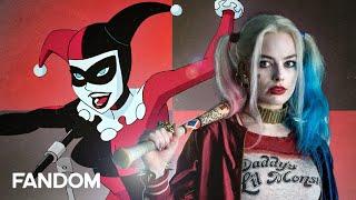 Are We Weird For Loving Harley Quinn? | Fandom IRL