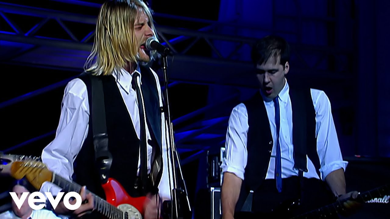 "Download Nirvana - Pennyroyal Tea (Live On ""Nulle Part Ailleurs"", Paris, France/1994)"