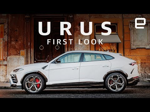 Lamborghini Urus First Look: This SUV is still a Lamborghini. Mostly.