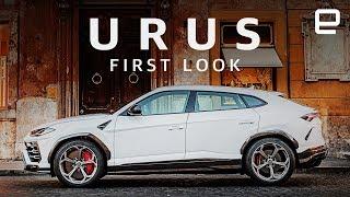 Lamborghini Urus First Look: This SUV is still a Lamborghini. Mostly.