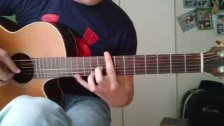 Shape Of My Heart - Sting (соло на гитаре)
