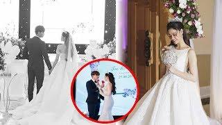 Ngày cưới gần kề,Trương Quỳnh Anh gây bất ngờ cho fan khi tung thêm ảnh cưới đẹp lung linh