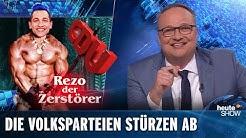 Europawahl: ein Desaster für CDU und SPD | heute-show vom 31.05.2019