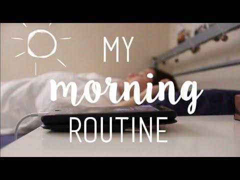 REALISTIC UNIVERSITY MORNING ROUTINE // University of Exeter