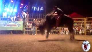 Duende de San Miguel vs Toro El Terrible Torneo de Toros Huaxpaltepec 2013