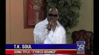 """TK Soul """"Zydeco Bounce"""""""
