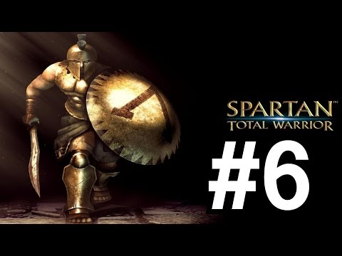 Spartan: Total Warrior [Act 2 - Chapter 3] The Ruin Of Heroes