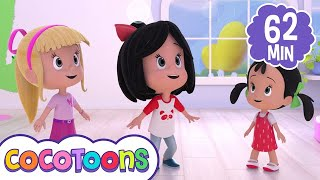 Que llueva, que llueva y más canciones infantiles de Cleo y Cuquin   Cocotoons