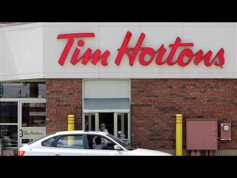 Burger King in Talks to Buy Tim Hortons
