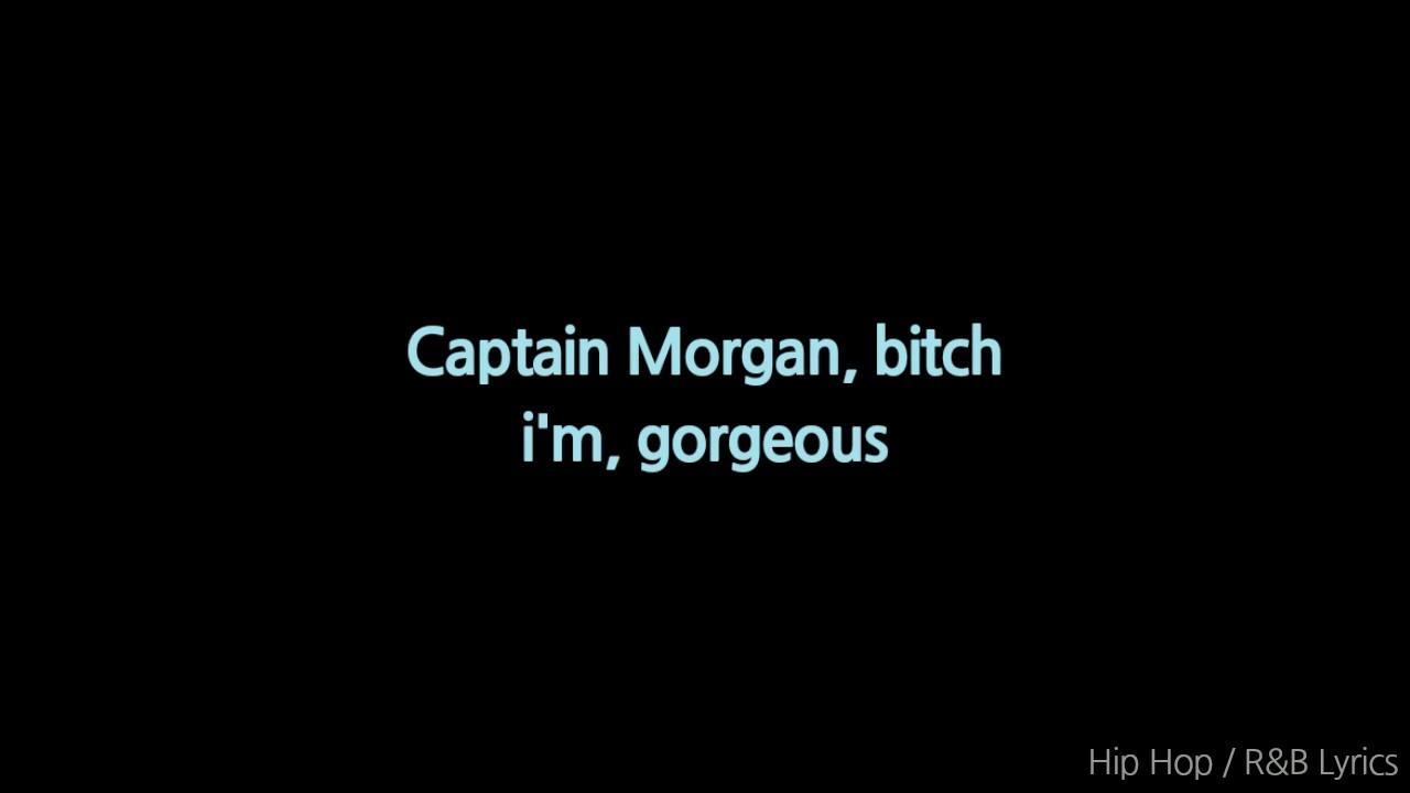 XXXTENTACION - BitchCallMeCaptainMorgan (Lyrics) - YouTube