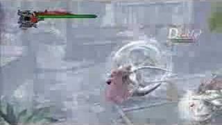 Devil May Cry 4 Sharp Shooting HD Gameplay