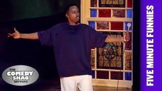 Eddie Griffin⎢The Black Celebrity Hit List⎢Shaq