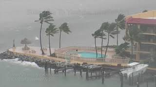 Hurricane Irma Hits The Florida Keys - 9/9/2017
