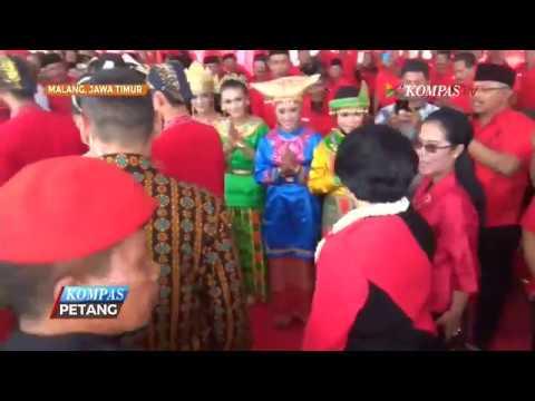 PDIP Dituduh PKI, Ini Kata Megawati Soekarno Putri