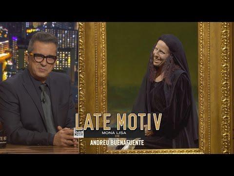 LATE MOTIV - Celia de Molina. Los secretos de la Gioconda | #LateMotiv203