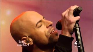 "Chris Daughtry sings his new song ""Torches"" live on Kelly & Michael Show 2016 HD HQ 1080p. 2016"