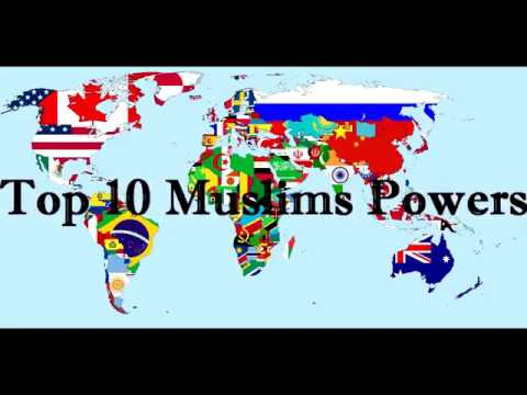 World Top 10 Muslim Military Power Countries In The World 2017