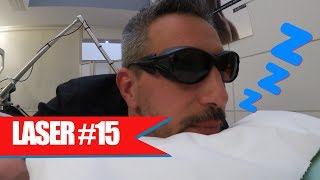 DÉTATOUAGE LASER #15 : ÇA MARCHE MAIS... (IL ME FAUT UN STRING)