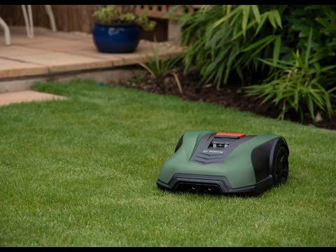 Bosch Indego S+: easy lawn care thanks to Artificial Intelligence