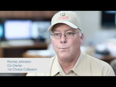Why use Lesonal? Hear why 1st Choice Collision is a Lesonal Fan!