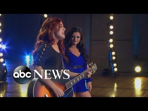 Download Youtube: Sisters advance to the next round of 'American Idol'