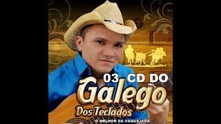 GALEGO DOS TECLADOS O MELHOR DA VAQUEJADA CD VOLUME 03 COMPLETO