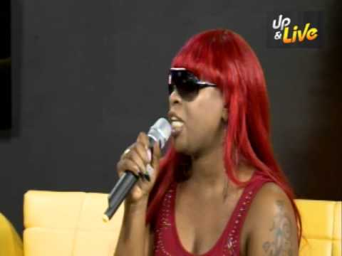 Macka talks about her clash with Lady Saw Sting 2013   Part 1