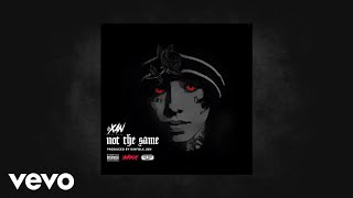 Lil Xan aka Diego - Not The Same (Prod Kinfolk Jon) (AUDIO)