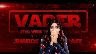 REACTION TO STAR WARS THEORY VADER FAN FILM TEASERS!