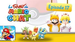 Le show de Mario chat - Épisode 17