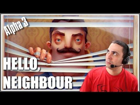 Τελικά Εγώ Είμαι Ο Μ@λάκας! (Hello Neighbor - Alpha 3)