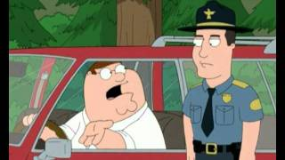 Family Guy Seizoen 8 - Clip: Back to the Woods