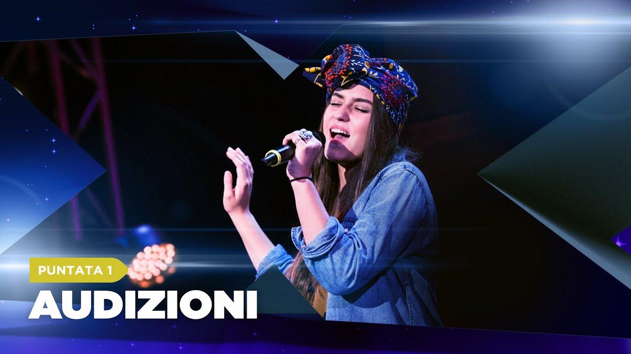 Освобождение Гайи X Factor Italia