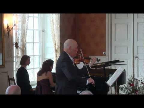 Maurice Ravel (1875-1937) - Sonate pour violon et piano