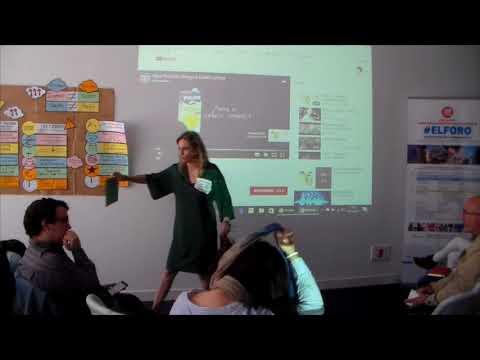 #ElForo en Alcalá de Henares | Conocimientos y habilidades para emprender | Begoña de los Reyes